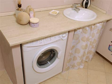 lavatrice con lavello come incassare la lavatrice bricoportale fai da te e