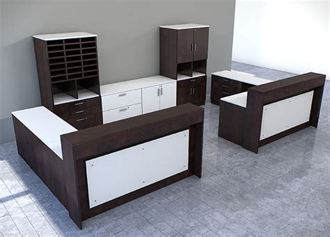 Classy Office Reception Desks Design Inspiration Of Office Front Reception Desk Furniture
