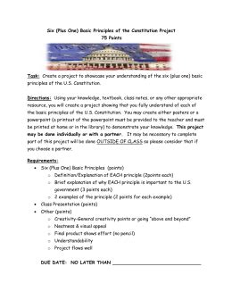 3 1 The Basic Principles Worksheet