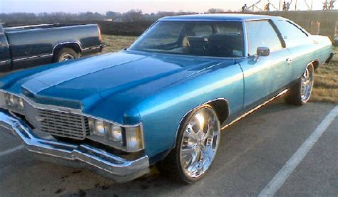74 chevy impala 1974 chevrolet impala 2dr ht