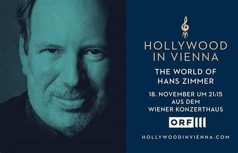hollywood  vienna  hans zimmer austrian public tv broadcast soundtrackfest