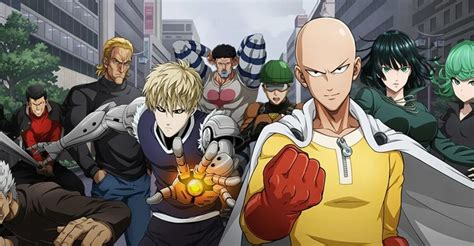 punch man season    saitama   time