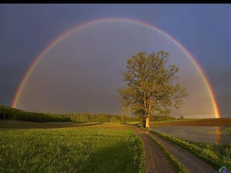 imagenes de arcoiris fondos de arco luego de la lluvia fondos de pantalla de