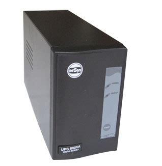 Monitor Ersys ersys 600va basic yogyakarta komputer