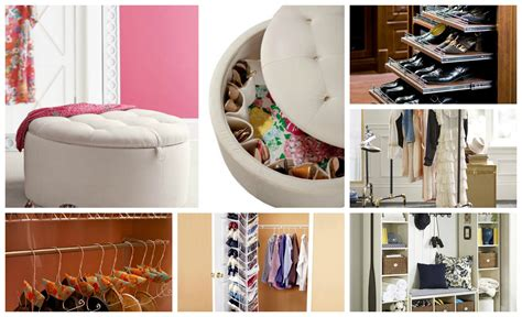 Expand Closet Space by 20 Clever Ideas To Expand Your Closet Space Fashion