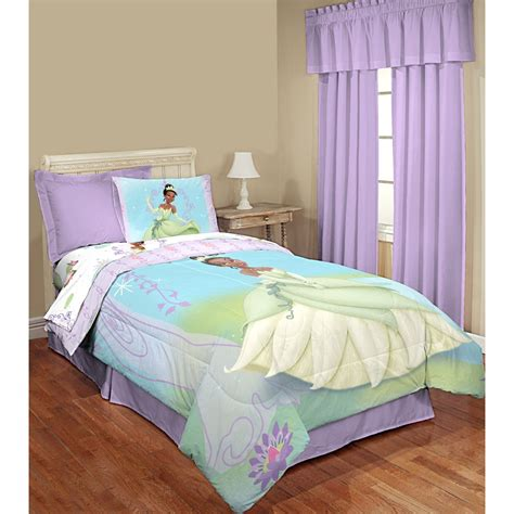 disney princess and the frog twin comforter
