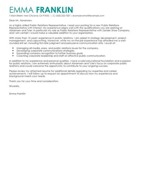 Business Resume Cover Letter by Business Cover Letter Exle Recentresumes