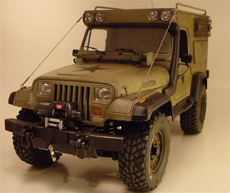 Jeep Expedition Jeep Wrangler Expedition Project Tamiya Model Based Mod