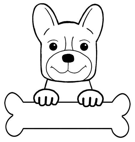 imagenes para colorear un perro dibujos de perros para pintar dibujos para colorear de perros