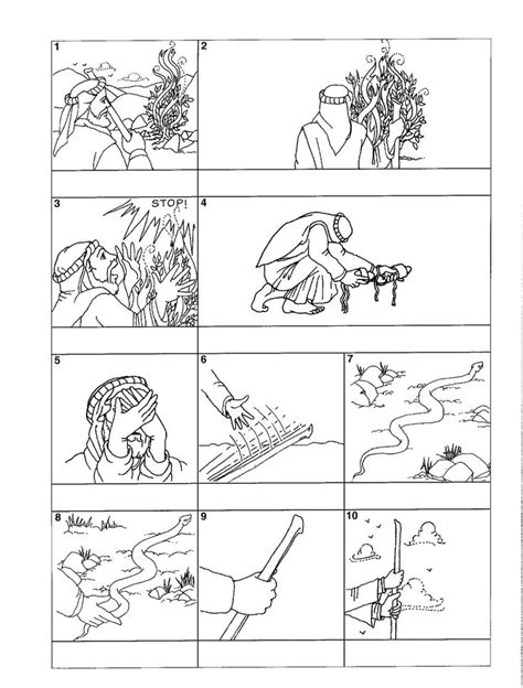 printable coloring pages exodus bible story coloring pages moses and the exodus google