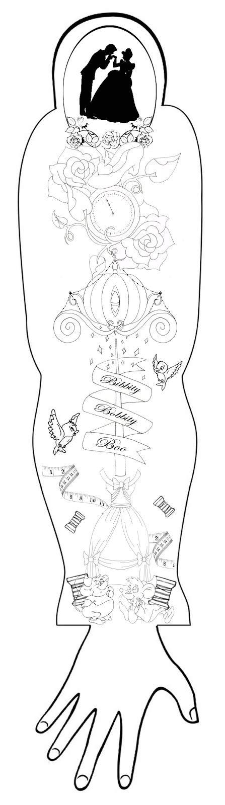 tattoo sleeve template arm tattoos on temporary sleeve