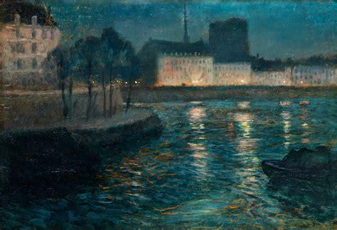 Painting U by Frits Thaulow Skagen Painter Tutt Pittura