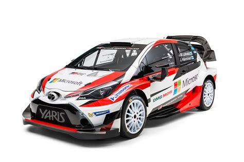 Wrc Auto by Toyota Gazoo Racing Wrc Eager To Get Started Press