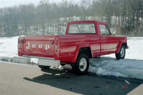 1969 Jeep Gladiator Jeeptruck What A Find Jeff Hammer S 1969 Jeep Gladiator