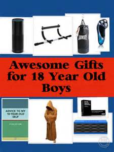 awesome gift ideas for 18 year old guys best gifts for
