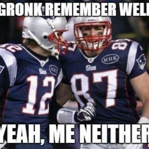 Funny New England Patriots Memes - rob gronkowski tom brady meme search results dunia