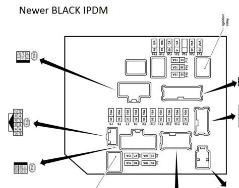 nissan armada fuse box diagram wiring diagram manual