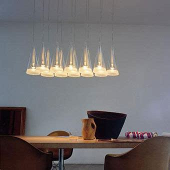 Modern Lighting Fixtures For Dining Room by Fucsia Modern Dining Room Lighting By Flos