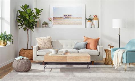 easy steps  decorate  living room overstockcom