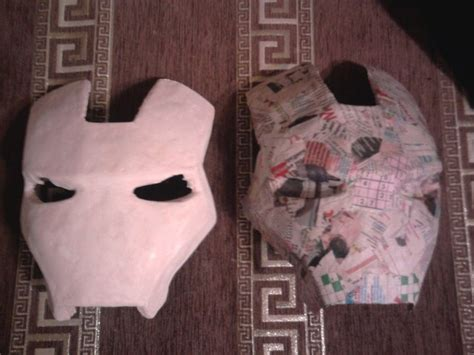 How To Make Iron Helmet With Paper - how to make iron mask with paper 28 images iron armor