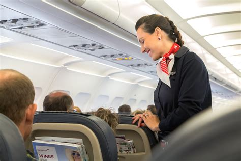 flight attendants totally on flights and other