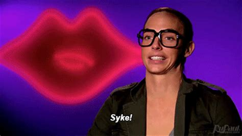 Drag Detox Gif Gold Bar by Alyssa Edwards Talks Spin Snatches Weaves Oh No