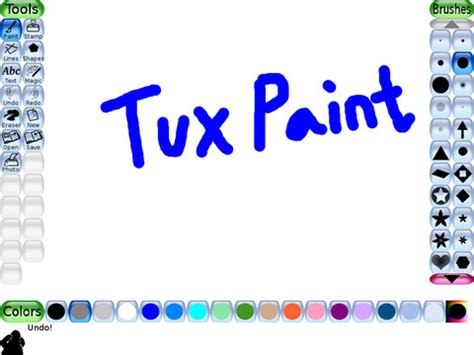 tux paint iintegratetechnology tux paint signmakers