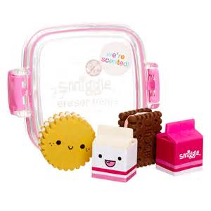 mini cookie eraser pack smiggle uk