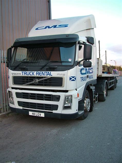 Truck Photos Rental Volvo Lorry