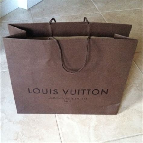 Buy Louis Vuitton Gift Card - louis vuitton louis vuitton paper gift bag from lily s closet on poshmark