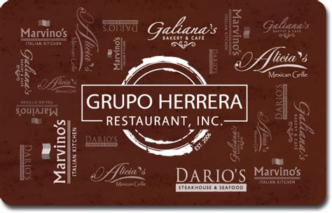 Gift Cards That Can Be Used Anywhere - gift cards dario s steakhouse seafood cypress texas