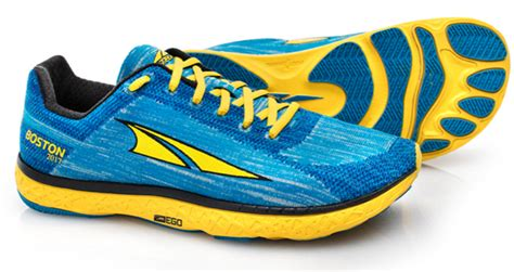 shoe in the road a boston calbreth novel books altra footwear releases limited edition boston escalante