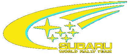 Subaru Rally Logo by Subaru World Rally Team Logos Logotipos Gratuitos