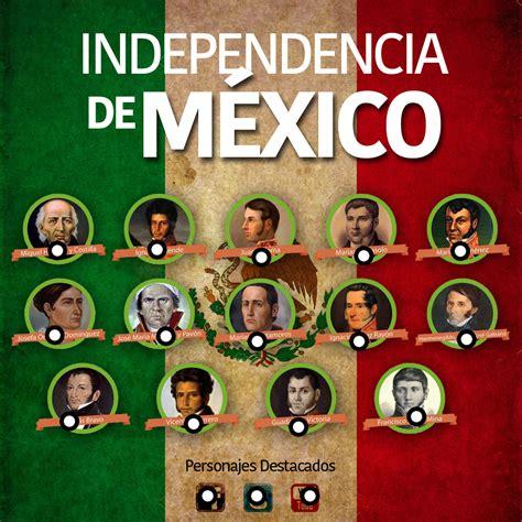 libro patria volumen independiente spanish personajes destacados de la independencia de m 233 xico thinglink