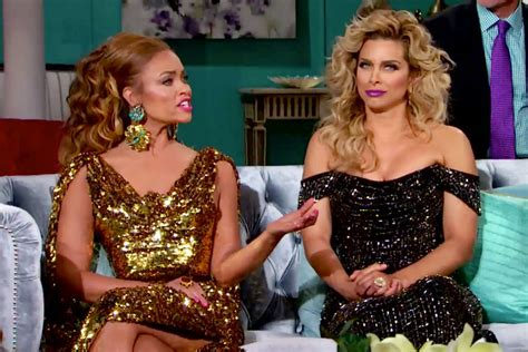 filming the real housewives of potomac reunion see the drama go down the real housewives of potomac reunion 19 shade gifs you