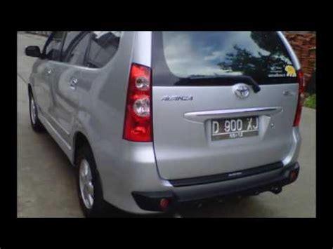Daftar Alarm Mobil Avanza daftar harga mobil avanza bekas di jakarta