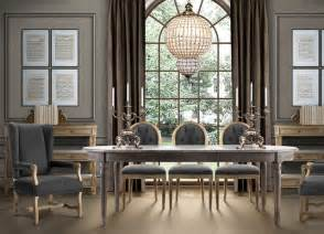 Dining Room In French by French Country Dining Room Table Eclectic Dining Room