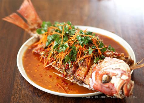 new year whole fish recipe recipe crispy whole fish with chili and cilantro sauce