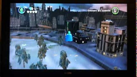 tutorial lego batman wii quot ghost world quot glitch lego batman 2 wii youtube
