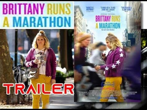 brittany runs  marathon  trailers youtube