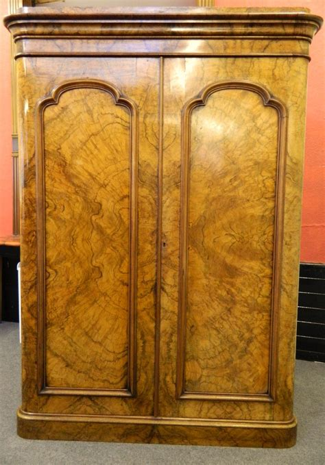 large walnut wardrobe antiques atlas
