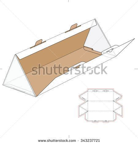 further exle of triangular packaging i am researching