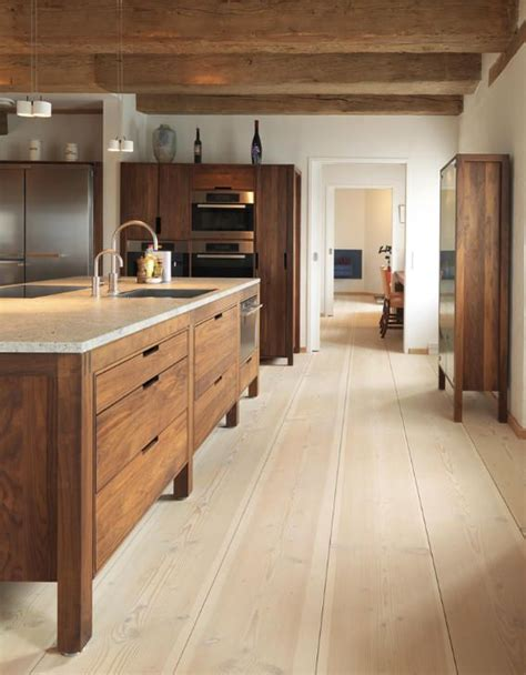 contemporary wood kitchen cabinets best 25 wooden kitchen cabinets ideas on pinterest