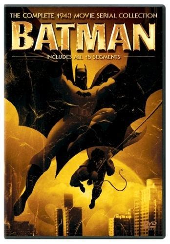 batman  complete   serial collection ign