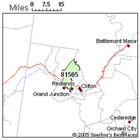zip code map grand junction co best place to live in grand junction zip 81505 colorado