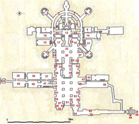 vatican floor plan vatican grottoes floorplan