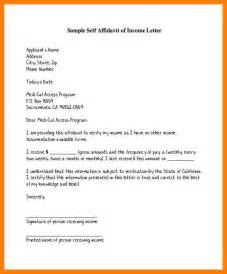 Proof Payment Letter Sle 28 Proof Of Income Letter Template Proof Of Income