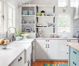2013 white kitchen decorating ideas from bhg interior