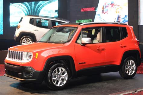 Fiat Jeep Fiat Chrysler Launches Jeep Renegade Daily News