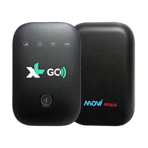 Modem Movimax Xl jual movimax mv003 xl go mifi modem black harga kualitas terjamin blibli